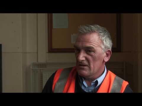 Royal Mail Worker on modernisation