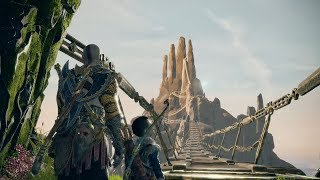 [PS4] God of War (2018) Main Quest 11 - Return to the Summit Part03