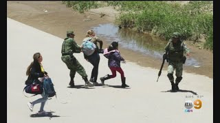 Mexico Sends Nearly 15,000 Troops To US Border, Detains Migrants Trying To Cross
