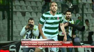 Lig TV'den Sercan Yıldırım...