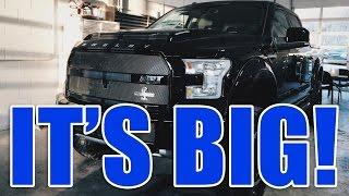 A 700hp MONSTER: OMG, Its BIG & FAST!!!!