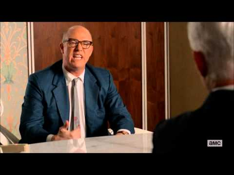 Mad Men - Burt Peterson Fired... Again - S06E07