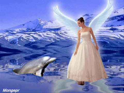 Meditacion del angel de la guarda.wmv Music Videos