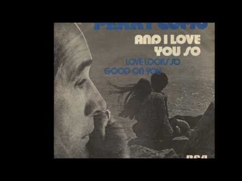 Perry Como - Put Your Hand In The Hand