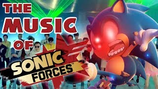 The Music of SONIC FORCES