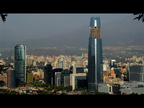 Chile's Tallest (and Emptiest) Building