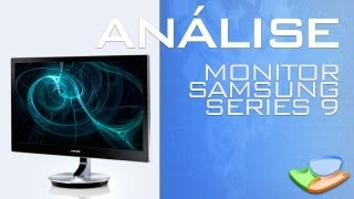 Monitor Samsung Series 9 [Anlise de Produto] - Tecmundo