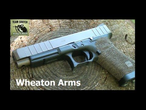 Wheaton Arms Custom Glocks