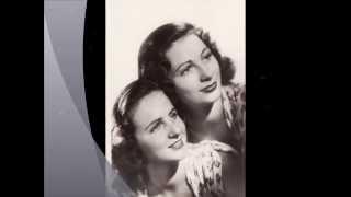 Les soeurs Etienne - Cinq minutes de plus (1947)