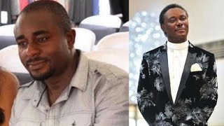 Actor Emeka Ike Accuses Pastor Chris Okotie Of Being The Devil Behind Plot To Destroy His Marriage