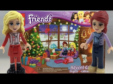 LEGO Friends 2014 Advent