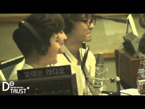 [FANCAM] 120507 KTR - D.O. focused