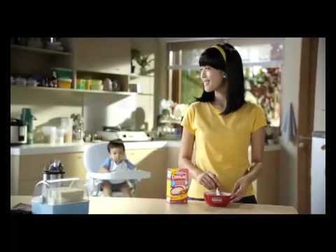 Brayden Sebastian - Cerelac Tv Commercial video