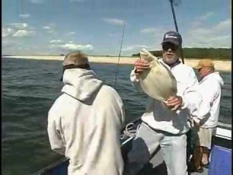 Bucktailing Summer Flounder Fluke In Long Island Sound