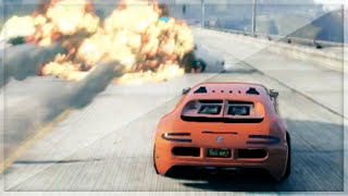 GTA 5 Funny Moments - EPIC EXPLOSIONS - (GTA V Online Games Stunts)
