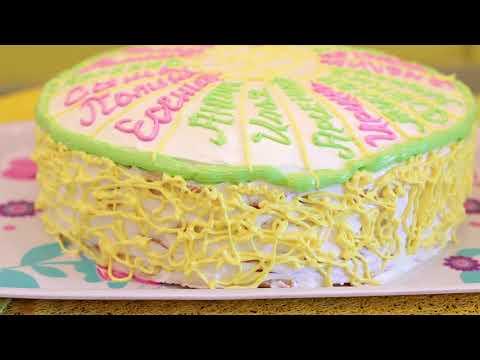 Как приготовить порционный торт молочная девочка на выпускной в детский сад на 21 человек рецепт