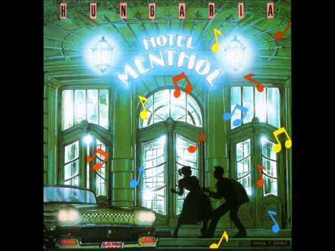 Hungária - Hotel Menthol Album