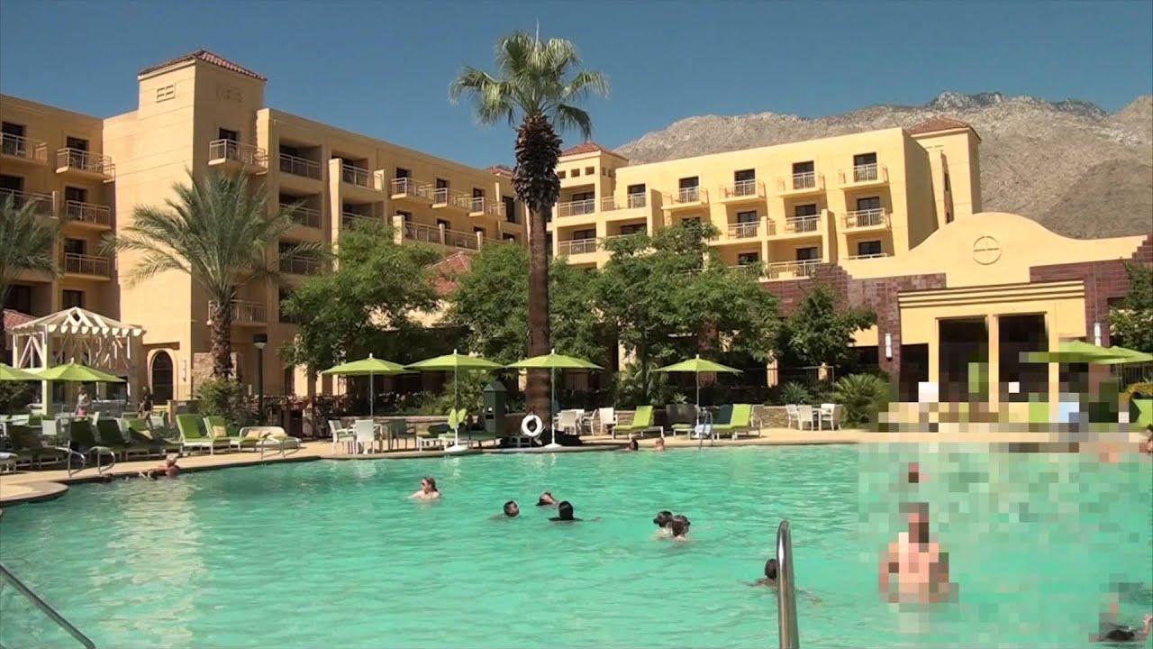 Renaissance Palm Springs Marriott Youtube