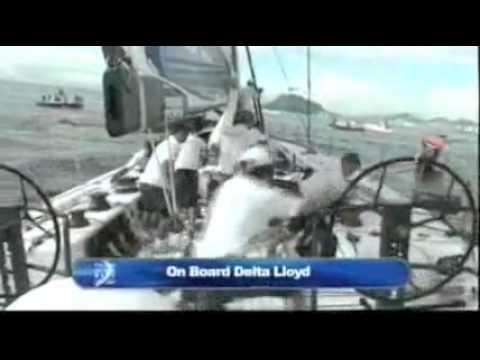 Live Rio de Janeiro In Port Race | Volvo Ocean Race 2008-09