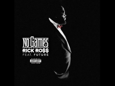 Rick Ross - No Games Ft. Future Instrumental video