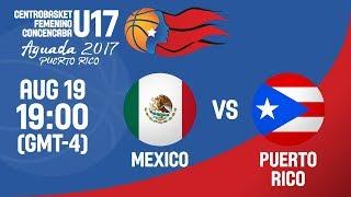 Мексика до 17 : Пуэрто-Рико до 17