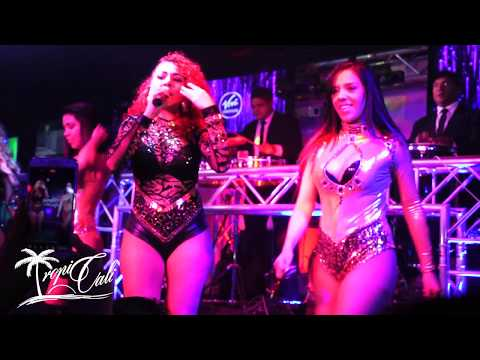 Techy Y Su Grupo Aroma (Amor De Tres) En vivo desde ViVe Night Club