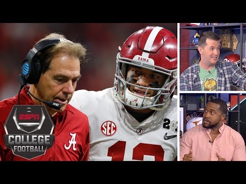 College Football Playoff picture after Week 6   The College Football Show