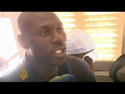 Voters preparing ahead of Senegalese elections