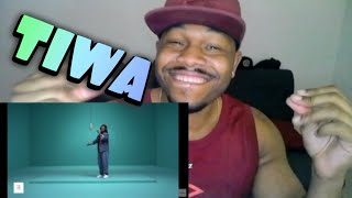 Tiwa Savage - Attention | A COLORS SHOW | TFLA Reaction