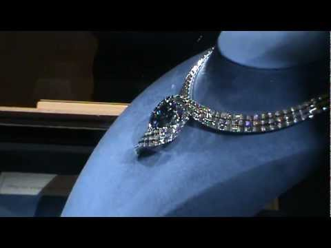 HOPE DIAMOND - Smithsonian Museum - Washington DC