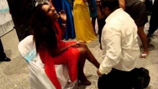 Diane's Wedding Reception - West Indies Highlight