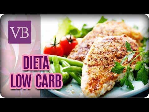 Dieta Low Carb + Mousse de Maracujá Low Carb - Você Bonita (21/08/17)