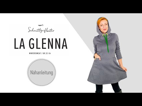 La Glenna   Nähanleitung Schritt für Schritt