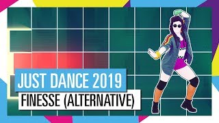 FINESSE (ALTERNATIVE) - BRUNO MARS FT. CARDI B / JUST DANCE 2019 [OFFICIEL]
