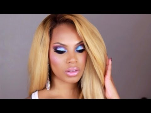 Barbie Glam Makeup Tutorial