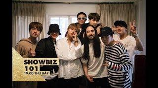 BTS trở thành nhóm nhạc đầu tiên của K-pop lọt vào Top 40 Billboard Hot 100 |Showbiz 101|VIEW