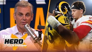 Herd Hierarchy: Colin's Top 10 NFL teams before 2019-20 Week 1 | NFL | THE HERD