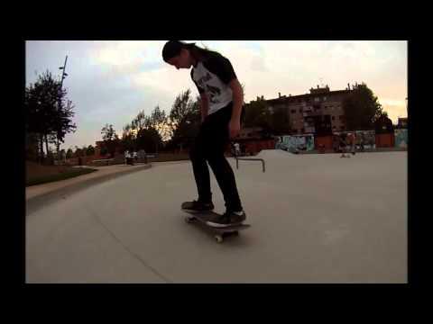 Skatepark Malgrat me Voy a Skatepark de Malgrat