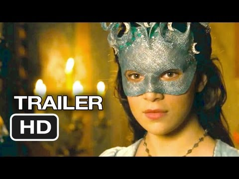 Romeo And Juliet Official Trailer #2 (2013) - Hailee Steinfeld, Paul Giamatti Movie HD