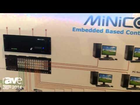 ISE 2014: Delta Electronics Talks About MiNiCON Controller Solution and LCD Displays