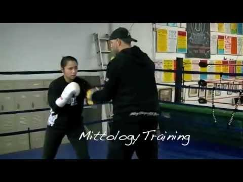 Coach Rick: Start Learning Unique Boxing Mittwork / Focus Mitt Training Padwork Instruction Image 1