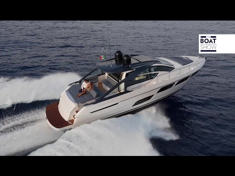 [ITA] PERSHING 5x - Review - The Boat Show