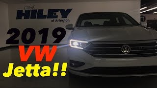 Finally! A Jetta With Personality!---2019 Volkswagen Jetta SEL Premium Review!