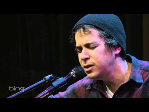 M. Ward - Sad Sad Song  (Live in the Bing Lounge)