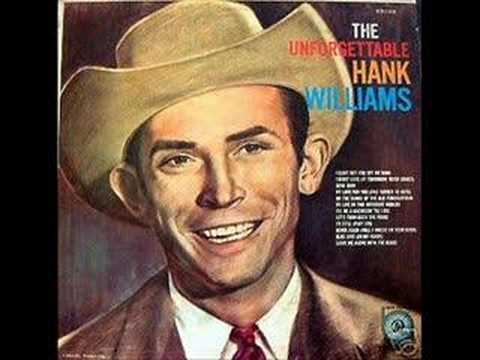 Hank Williams - I Cant Get You Off Of My Mind