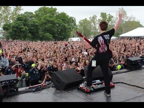 Aidan Fisher - Rockfest KC 2015 National Anthem