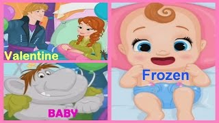 Play Romantic Baby Movies | Frozen Anna