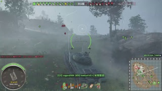 [PS4 WoT]米こないと無言に...#144 Edelweiss and The Nameless or tier10