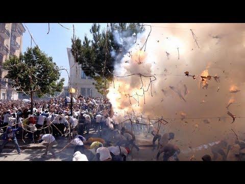 San Severo, Festa del Soccorso 2017 - Palio delle Batterie 22.05.2017