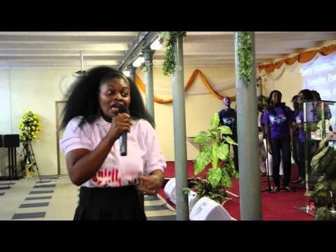Abigail Owusu  Upper Room 2013 - God Dey Bless Me video